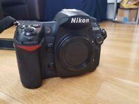Nikon D200 DSLR Camera with Camera Bag & all accessories