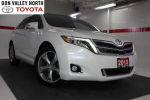 2013 Toyota Venza AWD TOURING PKG Sunroof Nav Heated Lther Cruis