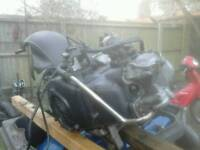 Yamaha cygnus 125 engine