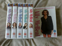 Ally McBeal Complete DVD Collection Boxset Seasons 1 - 5