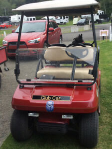 Cart de golf club cart