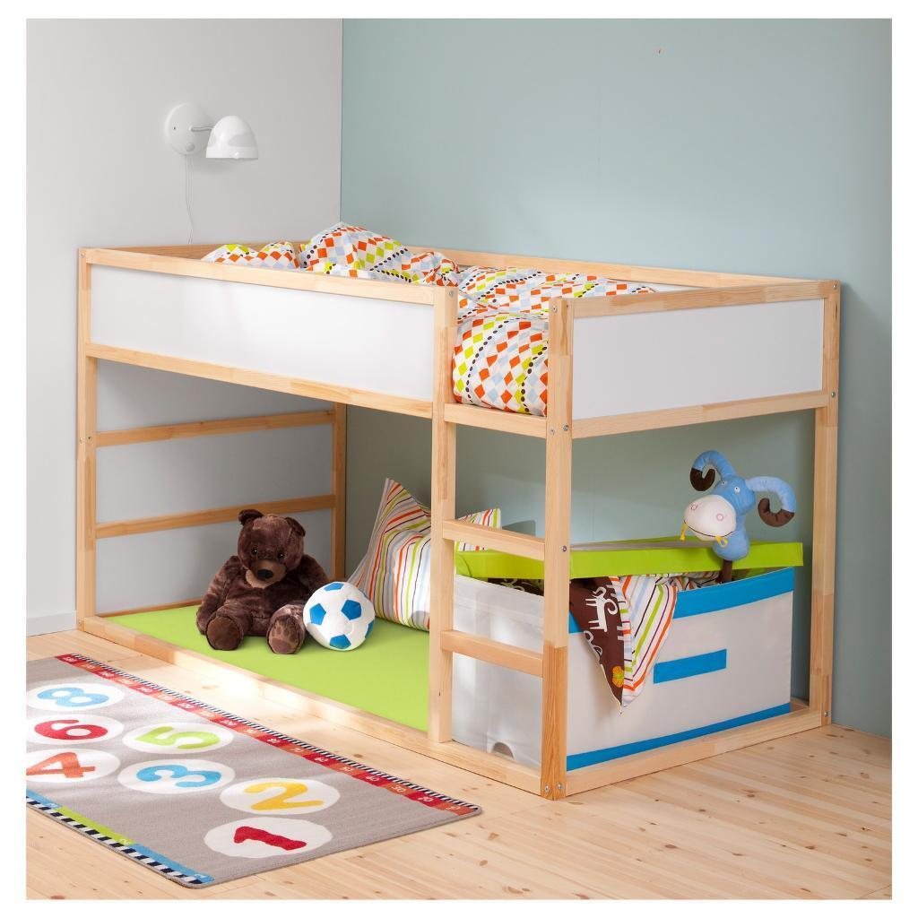 Bunk bed with mattress in excellent conditionsin Twickenham, LondonGumtree - Bunk bed with new mattress as per pictures. The bunk bed only has one mattress which never was used. You can install another mattress below or in top to make it a bunk bed. The bed is already dismantled. I can help you to load the bed into your...