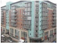 1 bedroom duplex apartment for rent. W3 Building. MANCHESTER