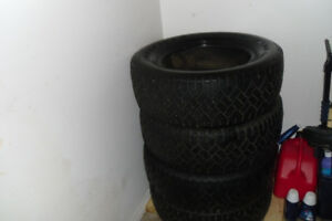Tires for SALE  15 inch   $150  for all 4 !