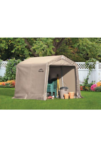 8x8 portable shed.