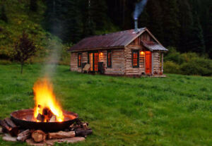 Stephenville Cabin (Looking to buy)
