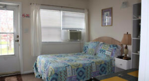 Furnished bachelor units 5 min from NSCC Port Hawkesbury ( Sept)