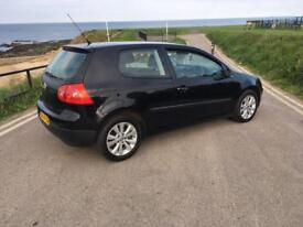 2008 VW golf 2L tdi one owner we from new with full service history