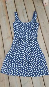 Pretty polka dot Nine West dress
