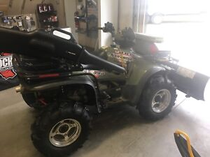 2003 SPORTSMAN 500 like NEW