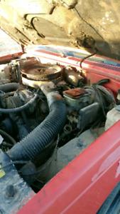 1989 GMC S15 2.8L V6