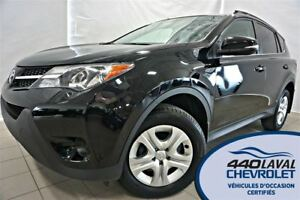 2014 Toyota RAV4 **RÉSERVÉ**LE*BLUETOOTH*AIR*