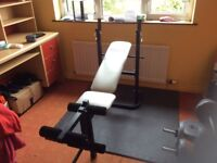 Multi-gym Fitness Equipment - The Works