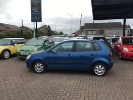 2005 Volkswagen Polo 1.4 TDI S 5dr