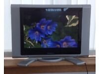 Wharfedale LCD 2010 AF Television with remote control