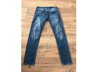 True religion skinny jeans.
