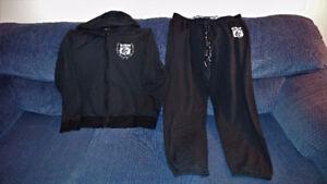 *REDUCED* 2 pc. G21 jacket & pant set sz.2X  $10 RARELY WORN!!