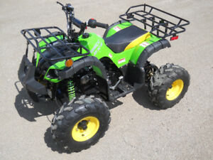 BRAND NEW TAOTAO T FORCE KIDS ATV (JOHN DEERE GREEN)