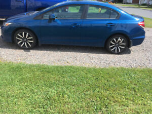 2013 Honda Civic Touring Sedan *NAVIGATION* *BACKUP CAM*