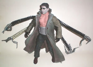 Marvel Doctor Octopus 12 Inch Figure from Spiderman 2 Movie