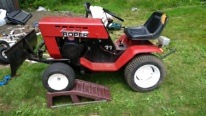 Wanted garden tractors or attachments