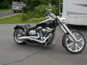 harley rocker customiser