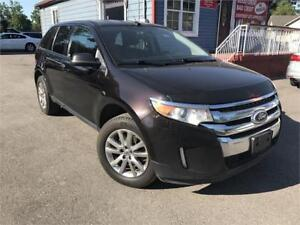 2013 Ford Edge SEL ALLWHEEL DRIVE  EASY CAR LOANS FOR ANY CREDIT