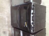 Zanussi - New Graded - ZCV68300BA - Electric Cooker - Black