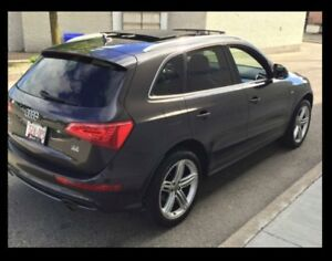 2010 Audi Q5 S -line fully loaded $21000