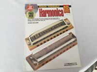 Teach Yourself Harmonica in 10 Easy Lessons RRP £12.50