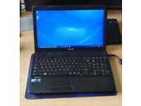 Toshiba Satellite Pro L650 - Core i5 - Windows 10 - 128 ssd - RAM 8gb