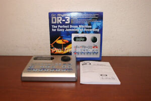 Boss Dr. Rhythm DR-3 $160 in perfect condition with box