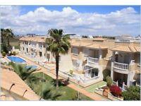 SUN SEA & SPAIN - Holiday Apartment - 2 Bed - South East Spain. Sleeps 4 adults