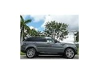 Range Rover Sport HSE 3.0d , Grey, black leather interior