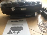 BaByliss Thermo Dynamic Heated Rollers