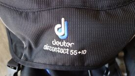 Deuter Rucksack / Backpack
