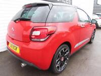CITROEN DS3 1.6 e-HDI Airdream Dstyle plus 3dr (red) 2012