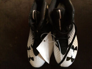 New Under Armour Football shoes