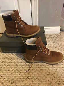 Timberland boots, women's size 8