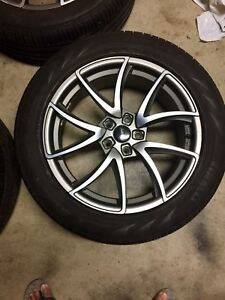 19 inch FAST --RIMS AND TIRES--_MINT __$750