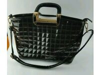Ladies large handbag immaculate condition