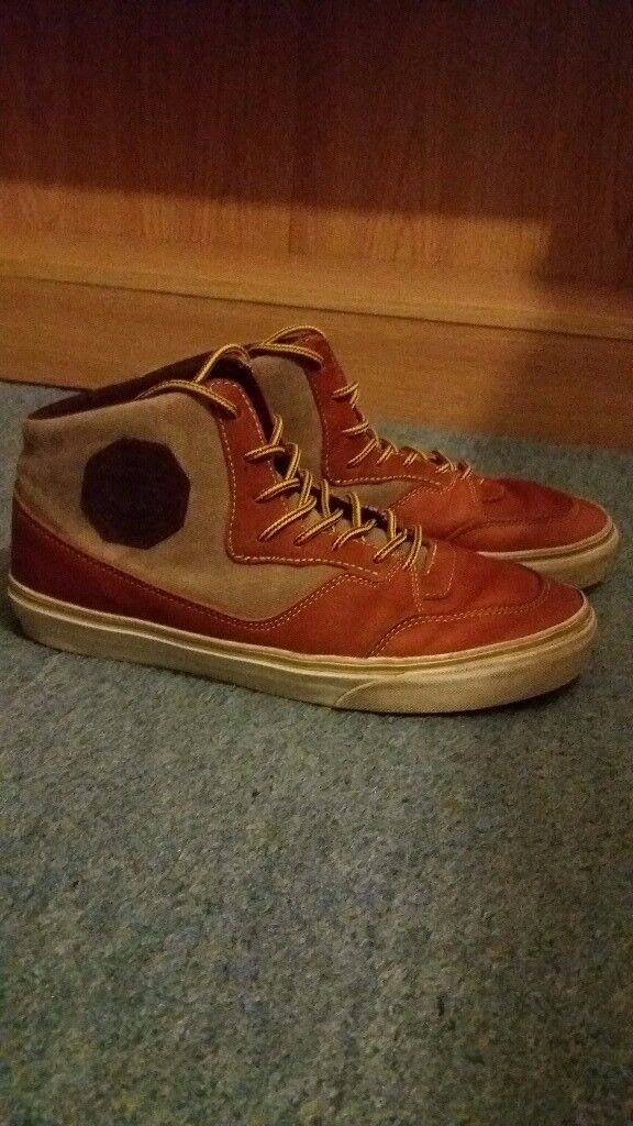 Vans California Boots UK Size 7in Littleborough, ManchesterGumtree - Collection only Text or email for details or if you want to ask any questions Thanks Jamie