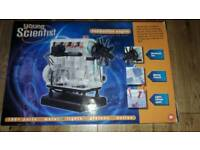 Young scientists combustion engine