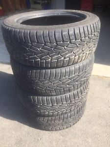 4 tires for sale  Mud and Snow similar to all season