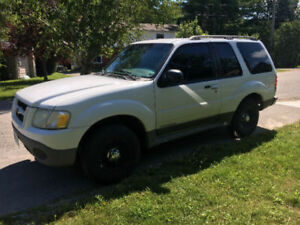 2001 Ford Explorer Sport NO RUST $2499