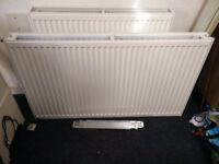 KUDOX PREMIUM TYPE 22 DOUBLE-PANEL DOUBLE CONVECTOR COMPACT CONVECTOR RADIATOR WHITE 700 X 1200MM