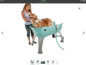 Booster Pet Bath Tub