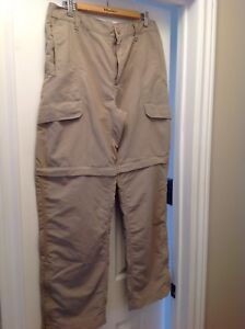 The North Face Convertible Hiking Pants-Men's Large