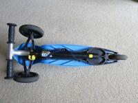 Oxelo B1 - 3 Wheel kids scooter - Blue