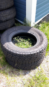 2 10 ply truck tires  245 /75/r17